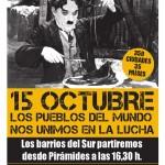 15 de Octubre #GlobalRevolution