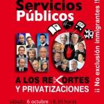 SEMANA EN DEFENSA DE LOS SERVICIOS PUBLICOS